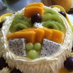 水果荟萃生日蛋糕