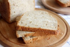 面包机版一键式枫糖核桃吐司