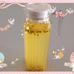 百香果蜂蜜茶