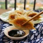 韭菜冰花饺子