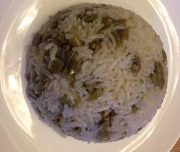 电饭煲江豆饭