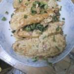 蛋卷肉末(家常菜)