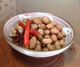 五香花生米