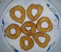 香草面包圈