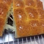 红豆牛奶小面包
