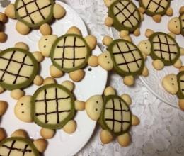 乌龟饼干~简化版