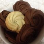 巧克力奶酪曲奇~巧克力曲奇升级版