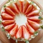 草莓奶油蛋糕
