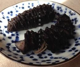美国海参泡发教程(岩刺参)