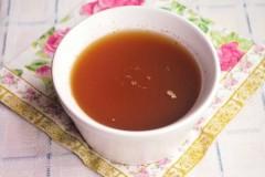御寒 预防感冒 冬季必备蜂蜜陈皮姜茶