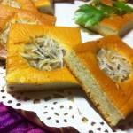 椰絲香蕉蛋糕