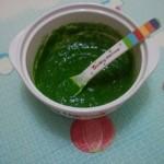 六个月宝宝辅食食谱-青菜泥