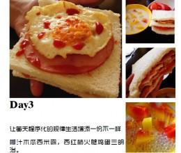 早餐-Day3