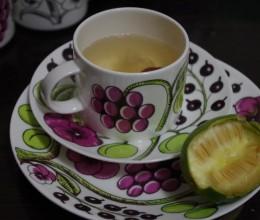 新鲜罗汉果山楂茶