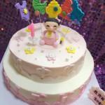 宝宝周岁蛋糕系列