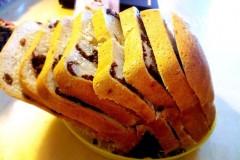 面包机版红豆葡萄干吐司