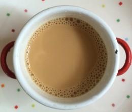正宗港式冻奶茶(茶餐厅版本基础下的懒人版)