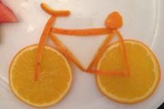 甜橙自行车