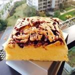 藍莓芝士蛋糕:( 無油:)
