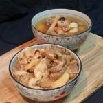 羊肉汤&炆羊腩