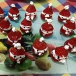 草莓圣诞老人!