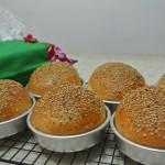 基础面团面包 汉堡面包