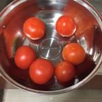 蕃茄煮蛋 美味早餐