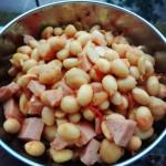 茄汁黄豆!
