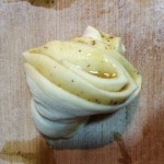 椒盐花卷、葱油花卷、麻酱花卷(早餐)