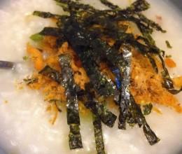 电饭锅版青菜白粥