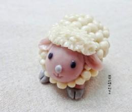 糯米粉手工之我是羊羊
