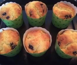 蔓越梅muffin