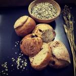 乡村杂粮面包
