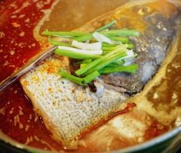 梁食鱼头火锅