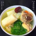 花胶山药煲土鸡汤