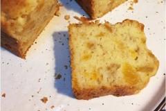 (罐头)黄桃蛋糕