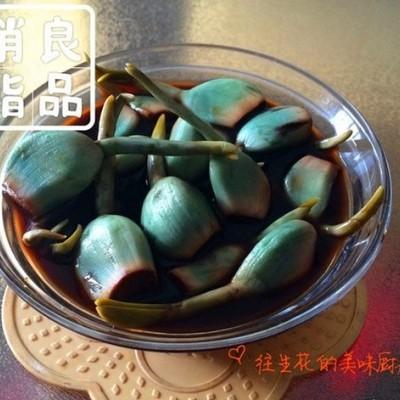 腊八蒜(陈醋腌蒜)