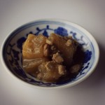 豆糁萝卜酱