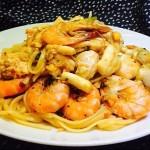 泰式海鲜意大利面