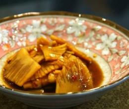 乐山风味凉拌大头菜