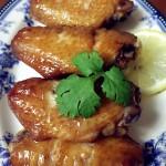蒜香蜜汁烤翅