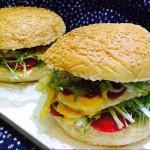 自己动手做营养美味的【汉堡包】