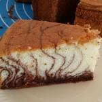 8寸  斑马纹戚风蛋糕