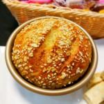 椰蓉杂粮面包