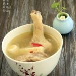 淮山药老鸭汤
