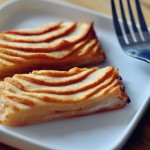 秋日下午茶——奶油蘋果派