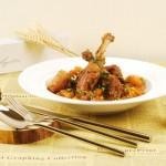木瓜焖鸭(黑醋版)
