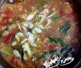 燕麦疙瘩汤