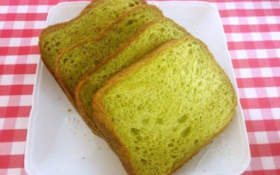 面包机~抹茶吐司