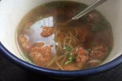 鱼丝肉圆汤(赣南鱼丝的吃法推广)